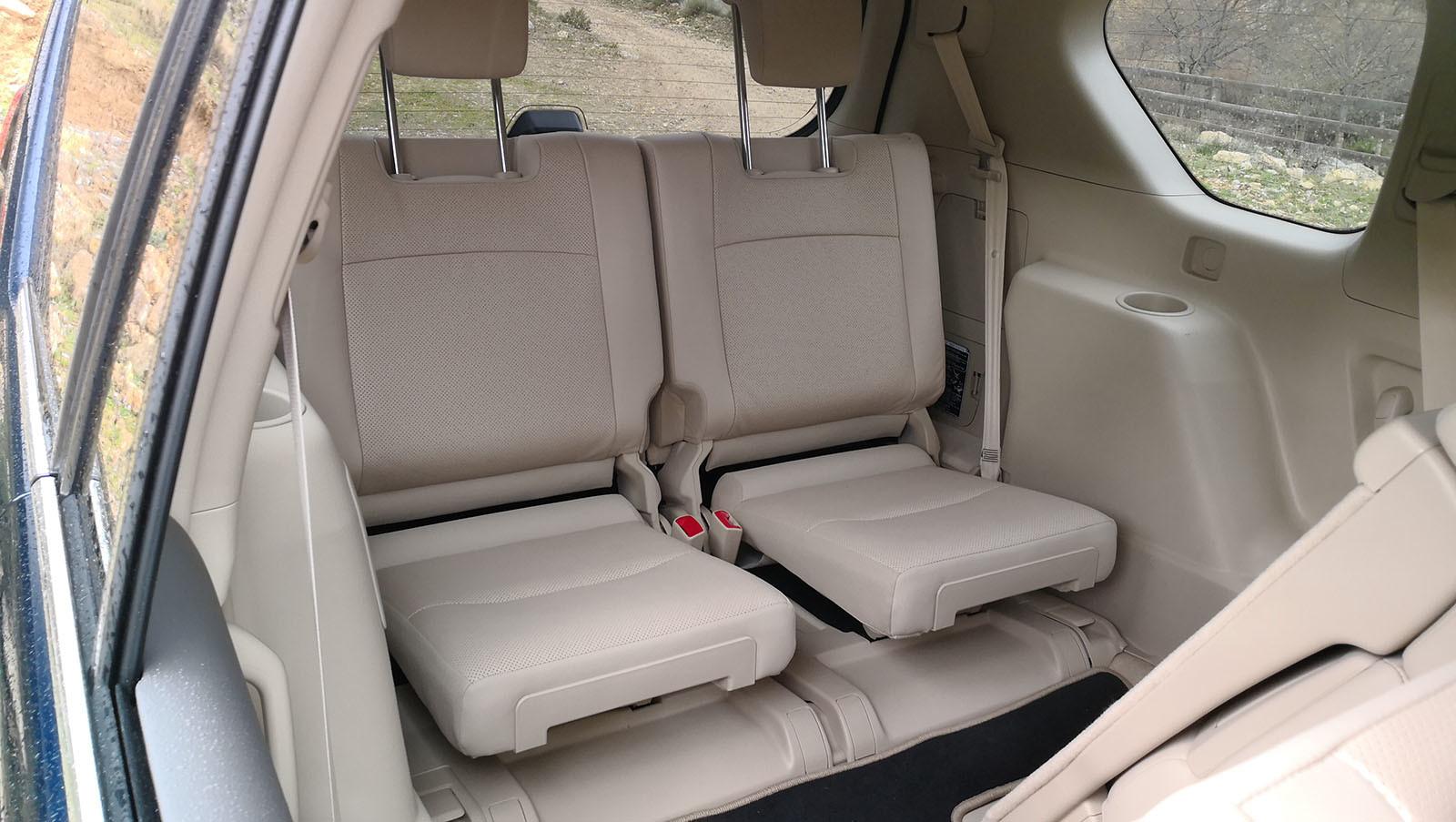 Foto de Toyota Land Cruiser - Fotos interiores y detalles (25/42)