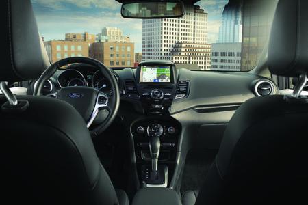 Ford Fiesta Sedan 5
