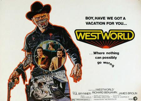 Ciencia-ficción: 'Westworld, almas de metal', de Michael Crichton