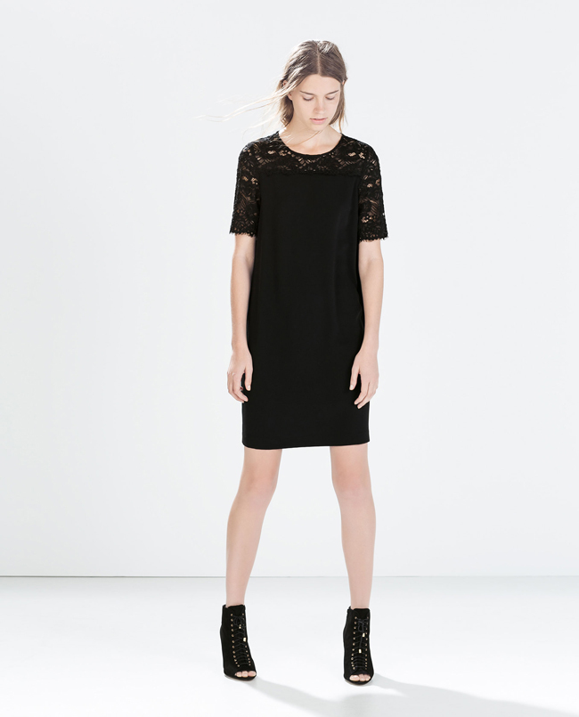 Zara Party Dress: la Navidad ha llegado al imperio de Amancio