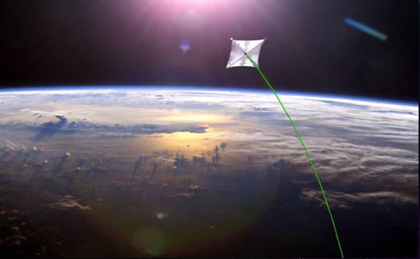 """Llevar """"semillas de vida"""" a planetas habitables con rayos láser: si la vida no nos visita, la llevamos nosotros"""