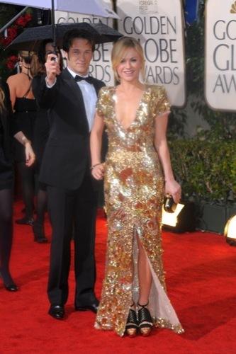 Las famosas peor vestidas de los Globos de Oro. Anna Paquin
