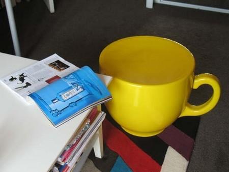 Tea Cup Stool, una fantasía de cuento