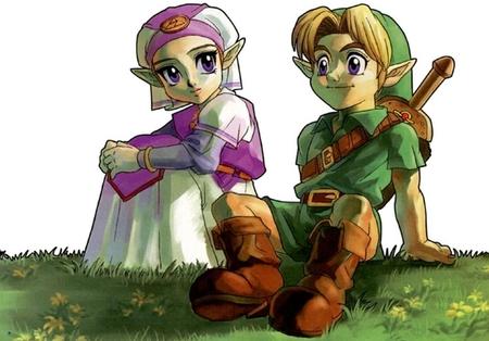 Imagen de la semana: el inventario de los 'The Legend of Zelda'