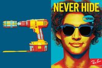 Ray Ban Colorize: añade color a tus gafas de sol