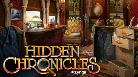 Zynga retirará Hidden Chronicles de Facebook el 22 de Julio