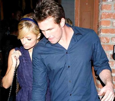 ¡Paris Hilton estrena novio!