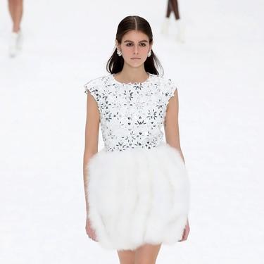 Kaia Gerber (y todas las modelos menores de 18 años) no podrán desfilar para Gucci, Saint Laurent o Alexander McQueen