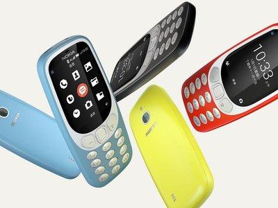 Nokia 3310 4G: el más pequeño de la familia recibe conectividad LTE y una variante de Android, ¿llegará a México?