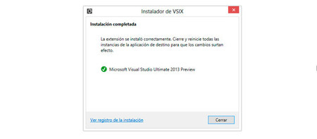 Unit Tet Generator for VS2013 instalado