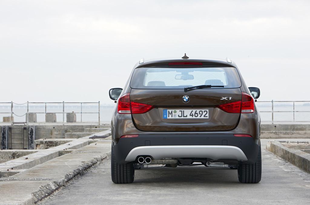 Foto de BMW X1 (107/120)