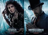 'Sherlock Holmes: Juego de sombras', nuevo vídeo avance y más carteles