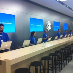 Foto 20 de 93 de la galería inauguracion-apple-store-la-maquinista en Applesfera