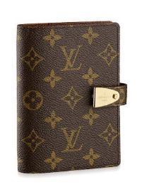 Louis Vuitton: fundas para las agendas más elegantes