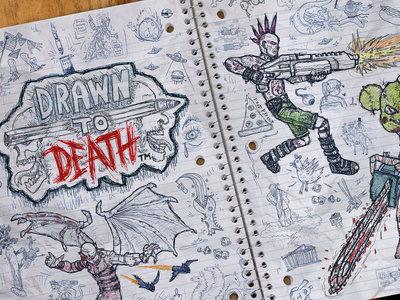 Drawn To Death y Lovers in a Dangerous Spacetime  entre las propuestas de abril de PlayStation Plus