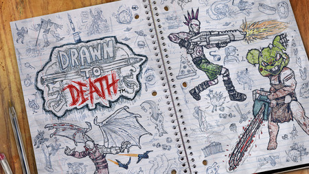 Drawn To Death y Lovers in a Dangerous Spacetime  entre las propuestas de abril de PlayStation Plus