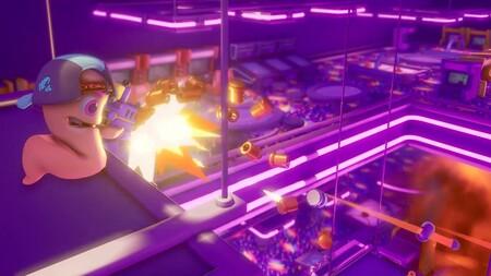 Worms Rumble ya está a la venta: los gusanos se preparan para este loco Battle Royale con su tráiler de lanzamiento