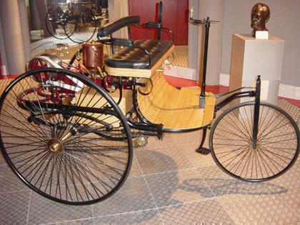 1885 Benz Triciclo