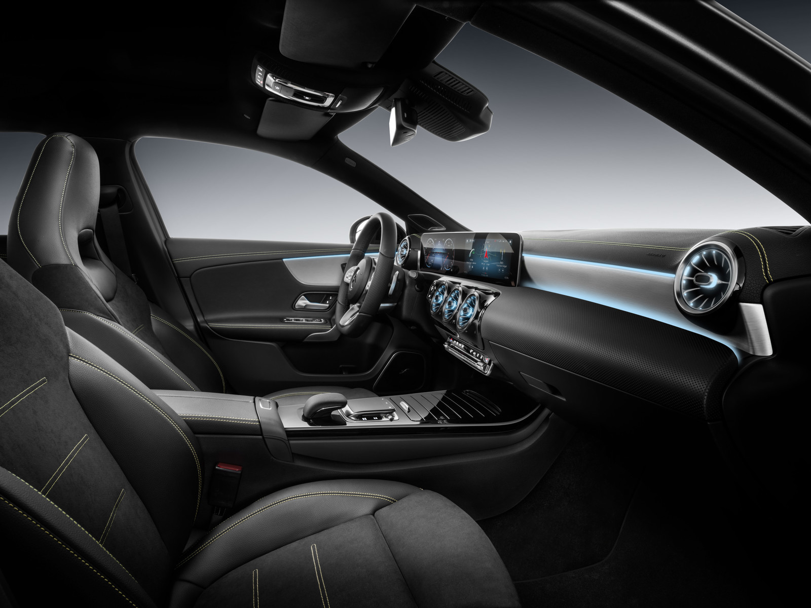 Foto de Mercedes-Benz Clase A 2018 (65/139)