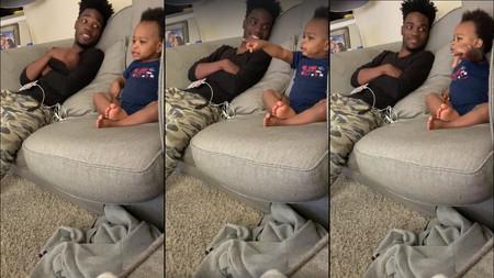 """El adorable vídeo viral de una """"conversación"""" entre padre e hijo (y por qué todos deberíamos hacer lo mismo)"""