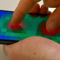 Olvídate de apretar la pantalla, en Microsoft reconocen tus dedos antes de que llegues a tocarla