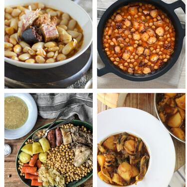 Recetas de cuchara: los trucos de los mejores chefs para que tus fabadas, cocidos, caldos y estofados sean irresistibles