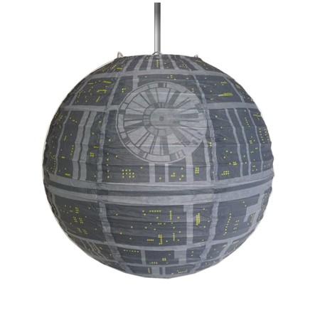 ¿Fan de Star Wars? Por 5,19 euros puedes tener una Estrella de la Muerte iluminando tu habitación