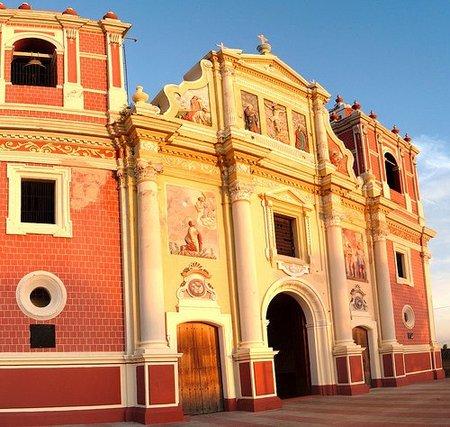 Leon Iglesia del Calvario