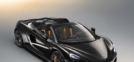 McLaren 570S Spider Design Studios, más opciones de personalización para el superdeportivo británico