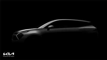 El nuevo Kia Sportage se asoma en sus primeras imágenes: el SUV cambia radicalmente su diseño guiado por el EV6