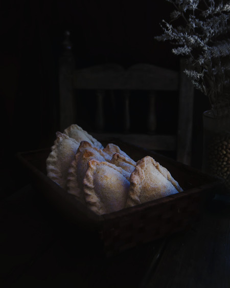 Vainilla Empanadas