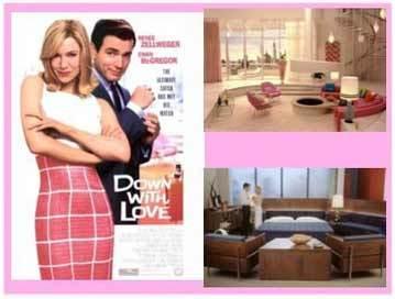 Silver Screen Surroundings: El blog de la decoración de las películas
