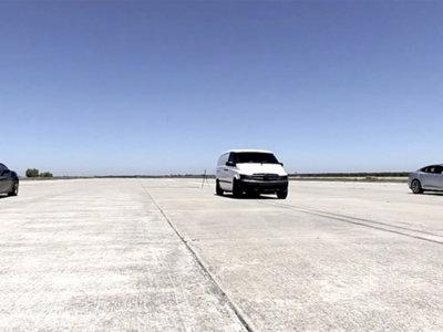 Atieva Edna, la furgoneta eléctrica que deja en ridículo a los Tesla y Ferrari en aceleración