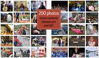 El público discierne entre fotografía profesional y amateur, un estudio lo demuestra