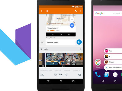 Google anuncia oficialmente Android Nougat 7.1 Developer Preview