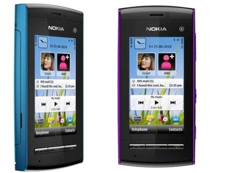 Nokia 5250, presentado el Symbian^1 más asequible