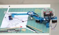 Adiós al rotring: mDrawBot alcanza la perfección robótica en el dibujo