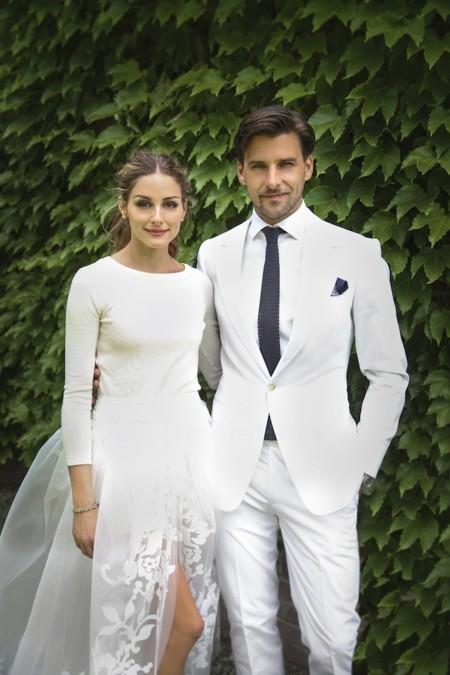 Olivia Palermo Wedding