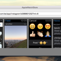 ¿Quieres ver capturas de todas las aplicaciones del Apple Watch? Esta nueva utilidad de OS X te lo permite