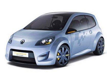 Renault Twingo Concept, la base del Twingo II