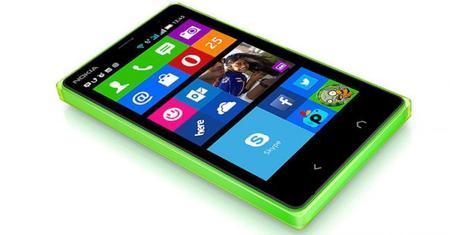 Actualización de Nokia X trae más de Microsoft