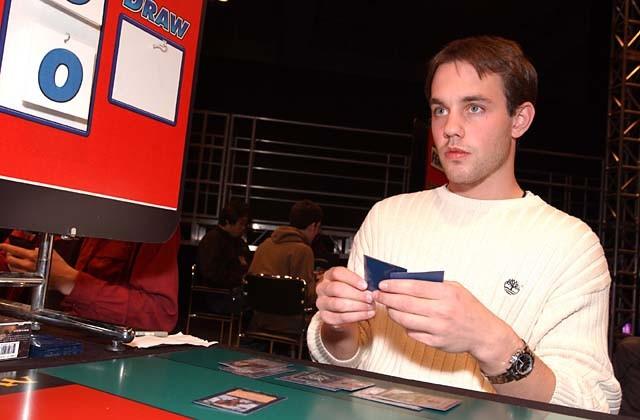 Antoine Ruel, uno de los mejores jugadores de todos los tiempos, en el PT OSaka