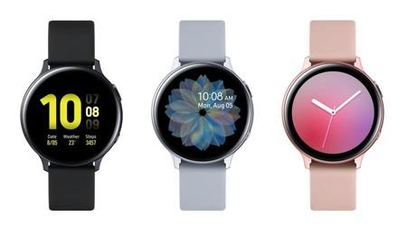 El Samsung Galaxy Watch Active 2 llega a España: precio y disponibilidad oficiales