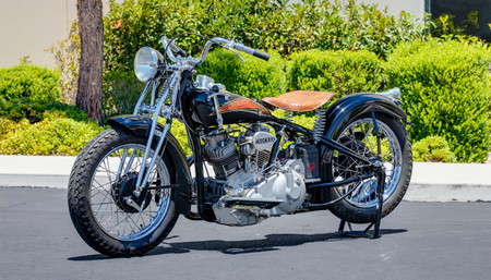 Crocker Small Tank 1937