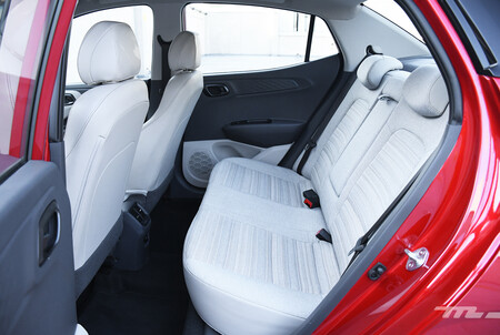 Hyundai Grand I10 Sedan 2021 Opiniones Prueba Mexico 22
