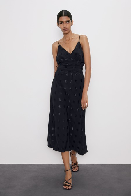 Vestido Jacquard Zara 05