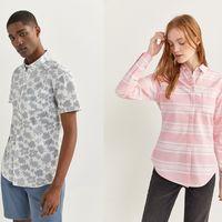 Descuentos de hasta el 40% en Springfield: camisas, blusas y muchos más productos de la colección primavera/verano rebajados