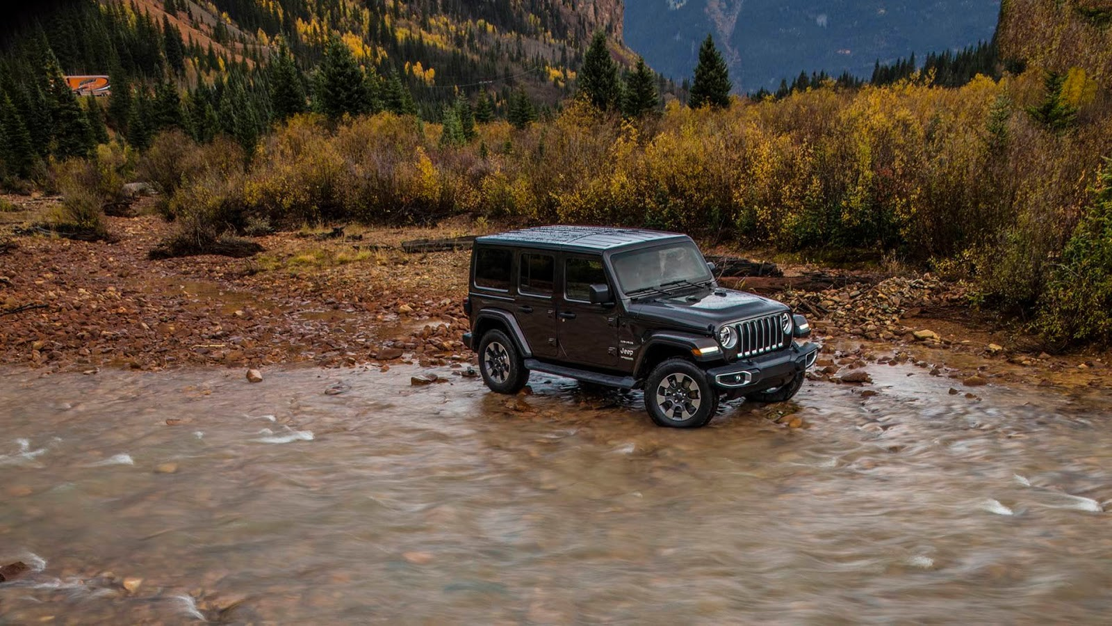 Foto de Jeep Wrangler 2018 (32/51)