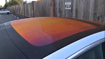 No, los Tesla Model 3 no se están oxidando prematuramente: es un efecto óptico
