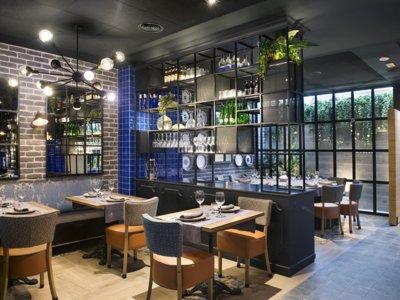 Montes de Galicia, un restaurante gallego con diseño de vanguardia